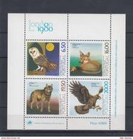 Portugal Michel Cat.No.  Mnh/** Sheet 32 - Blocks & Kleinbögen