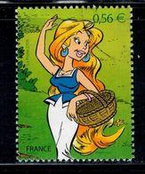 2009 N 4428 FALBALA OBLITERE CACHET ROND #230# - Frankreich