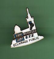 EDF - GDF *** MARSEILLE ECLAIRAGE PUBLIC *** 1018 (9) - EDF GDF