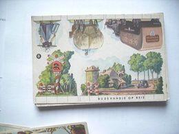 Nederland Holland Pays Bas Bij De Handje Op Reis Knipkaart KK4 Spoorovergang - Ansichtskarten
