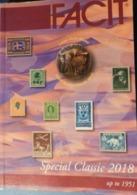 FACIT Special Classic 2018 - Postzegelcatalogus