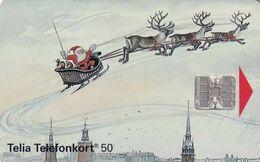 SWEDEN - Santa Claus, CN : C3A042833, 09/93, Used - Sweden