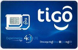 COLOMBIA TIGO GSM (SIM) CARD MINT UNUSED - Kolumbien
