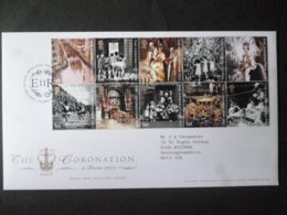 GREAT BRITAIN SG 2368 50TH ANNIVERSARY OF CORONATION - Non Classés