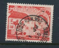 MAURITIUS, Postmark PORT LOUIS RAILWAY, Fine - Mauritius (...-1967)
