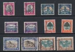 SOUTH AFRICA, OFFICIAL, 1950 To 2s6d - Afrique Du Sud (...-1961)