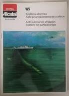 BROCHURE 1982 - WS Systeme D'armes ASM Pour Batiments De Surface - SINTRA ALCATEL - MILITAIRE - Libri, Riviste & Cataloghi