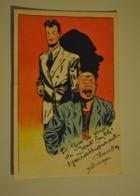BD Bande Dessinées Vaillant Jack Tremble Carte N° 3 - Comics