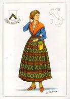 B 3519 - Friuli, Costume - Italy