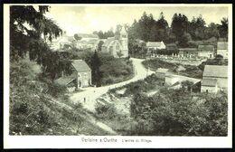 VERLAINE - L'entrée Du Village - Circulé - Circulated - Gelaufen - 1951. - Verlaine