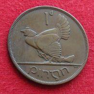 Ireland 1 Penny 1928 KM# 3  *V1  Irlanda Irlande Ierland Eire - Irland