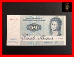 DENMARK 50 Kroner 1989   P. 50  VF \  XF - Danimarca