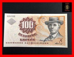 DENMARK 100 Kroner 2002  P. 61  UNC - Danimarca