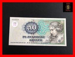 DENMARK 200 Kroner 2008  P. 62  UNC - Danimarca