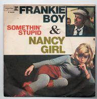 "Frank & Nancy Sinatra  (1967)  ""Somethin Stupid"" - Dischi In Vinile"