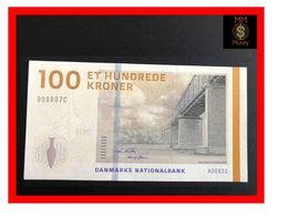 DENMARK 100 Kroner 2009  P. 66  UNC - Danimarca