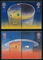 GROSSBRITANNIEN 1991 Nr 1337-1340 Postfrisch X7BFD42 - 1952-.... (Elizabeth II)