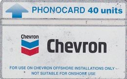 UK(L&G) - Chevron(CUR034, 40 Units), CN : 372F, Used - Petrolio