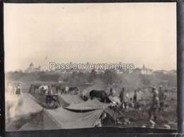 FOTO JAROSLAW  1918 ?  BIWAK  (województwie Podkarpackim) - Polen