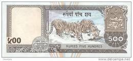 NEPAL P. 43 500 R 2000 UNC - Nepal