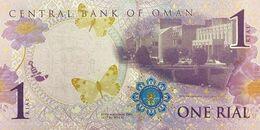OMAN P. 48 1 R 2015 UNC - Oman