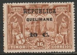 Quelimane Sc 23 MH - Quelimane