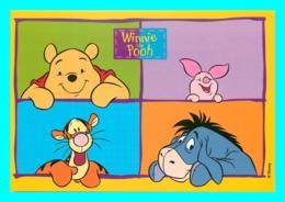 A758 / 025 DISNEY Winnie The Pooh - Disney