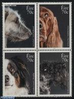 Ireland 2016 Dogs 4v [+], (Mint NH), Dogs - Nature - 1949-... Repubblica D'Irlanda