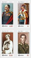 Romania Rumänien Delivery Within 4 Weeks MNH ** Ru 2020 - 76 Romanian Postage Stamp Day - The Uniforms Of The Romanian R - Nuevos