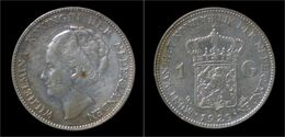Netherlands Wilhelmina I 1 Gulden 1929 - 1 Gulden