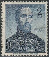 1952. º Edifil: 1118. SAN FRANCISCO JAVIER - 1931-Hoy: 2ª República - ... Juan Carlos I