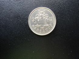 BARBADES : 10 CENTS   1995 *    KM 12     TTB - Barbados