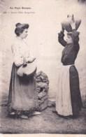 64 - Pyrenées Atlantiques - Pays Basque -  Jeunes Filles Basquaises - France