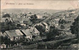! Alte Ansichtskarte Siegen Weidenau - Siegen