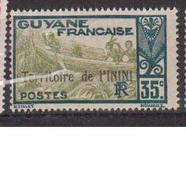 ININI   N°  YVERT  :  10      NEUF AVEC  CHARNIERES      ( Ch  3 / 07 ) - Unused Stamps