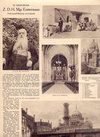 Orig. Knipsel Coupure Artikel Tijdschrift Magazine - In Memoriam Mgr Eestermans, Bisschop Letopolis - 1931 - Ohne Zuordnung