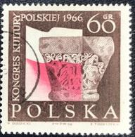 Polska - Poland - P1/15 - (°)used - 1966 - Cultuurconcert - Michel Nr.1714 - Used Stamps