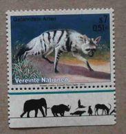 Vi01-01 : Nations-Unies (Vienne) / Protection De La Nature - Protèle (loup Fouisseur) - Vienna – International Centre