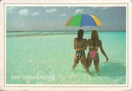 Republica Dominicana Playa  Spiaggia Ragazze Pin Ups - Pin-Ups