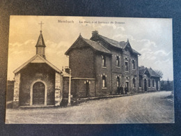 Membach - Membaxh - La Station Et Bureaux De Douane - Baelen