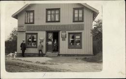 Photo Cp Trollhättan Schweden, Speceri & Diversehandel - Zweden