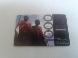 Tanzania - Nice Phonecard - Tanzanie