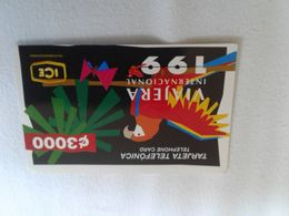 Costa Rica - Nice Phonecard - Costa Rica