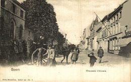 BOOM  ANTWERPSCHE STEENWEG CHAUSSEE D'ANVERS  Bélgica Belgique - Boom