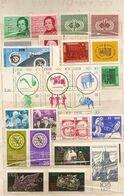 (Fb).Germania Repubblica Democratica(DDR).1956/69.Lotto Serie Complete Nuove,gomma Integra,MNH(4 Scan) (115-15) - Sammlungen