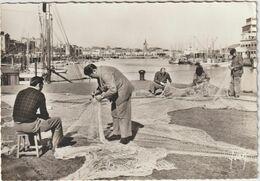 Les Sables D'Olonne- Avant La Pêche-- -(D.7938) - Sables D'Olonne