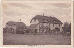 54. CHENEVIERES. Les Cités - Andere Gemeenten