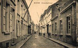 BOOM GROENHOFSTRAAT ANVERS ANTWERPEN  Bélgica Belgique - Boom