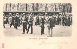 75 - PARIS - Les Courses Paris-Mutuel Editeur KÜZLI 1903 - Altri