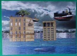 76 Seine Maritime CPM   Le Havre Engloutie Création John Robinson - Le Havre
